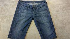 Hudson jean Bermuda shorts size 28 #HUDSON #Denim