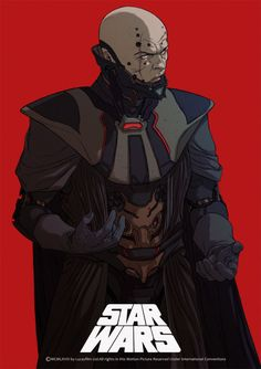 A Very Cool Darth Vader Redesign