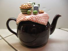 Cardew Design Brown Betty Harvest Pies Large Tea Pot from England Brown Betty, Harvest, Tea Pots, Porcelain, England, Pottery, Tableware, Pretty, Design