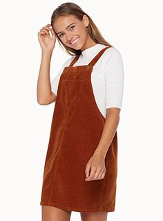 Exclusively from Twik     A dress that looks like overalls? Say no more…