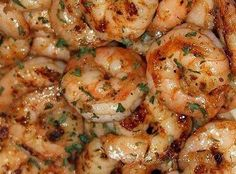 Yum... I'd Pinch That! | Ruth's Chris New Orleans-Style BBQ Shrimp