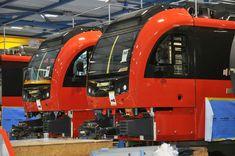 AB beschafft neue Züge für die Linie Gossau – Appenzell – Wasserauen Swiss Railways, Emu, Under Construction, Gauges, Diesel, Modern, Simple Lines, Water, Diesel Fuel
