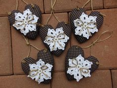 Crochet Earrings, Jewelry, Fashion, Jewellery Making, Moda, Jewerly, Jewelery, Fashion Styles, Jewels