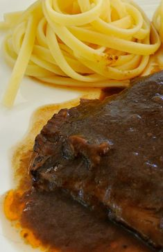 Tessiner Küche: Brasato al Merlot
