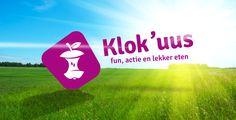 Klok'uus: Fun, actie en lekker eten! | Rebranding en webtraject