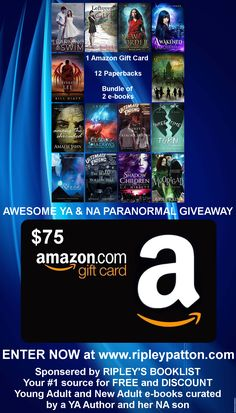 Awesome YA & NA Paranormal Giveaway