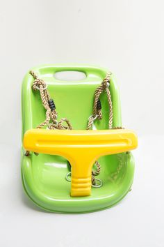 Plastic Baby Swing seat are designed for outdoor and indoor use. The seat for the child, is widely used in various designs, or sets of playground equipment, also used separately. The perfect idea for gift.Suitable for 9-36 months and up to 18kgs.