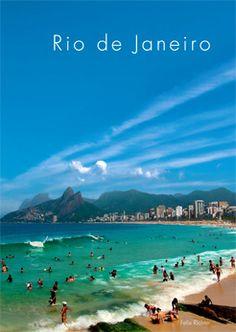 I'll have to go recruiting here- Rio de Janeiro