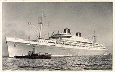 Rotterdamsche Lloyd de M. Rotterdam Port, Deck Plans, Titanic, Paddle, Sailing Ships, Holland, Places To Visit, Indie, The Past