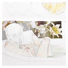 """2,506 kedvelés, 45 hozzászólás – kayla marie (@tea_mice) Instagram-hozzászólása: """"Showed this on my stream last night. Lately I've been staying in my comfort zone of drawing…"""""""