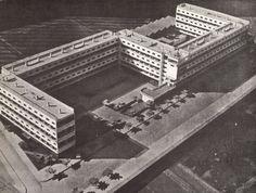 Casa Bloc en Sant Andreu, Barcelona, 1934-1936 | Josep Lluís Sert, Josep Torres Clavé y Joan Baptista Subirana