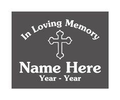 Memorial Gift Baby Memorial In Memory Of In Loving Memory Deer Pattern, Baby Memories, Memorial Gifts, In Loving Memory, Baby Gifts, Names, Love, Handmade Gifts, Etsy