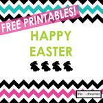 Easter Printable {Cards and 8 x 10 Format}