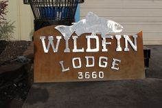 Custom Business Signs, Family Signs, Idaho, Laser Cutting, Create Your Own, Projects To Try, Make It Yourself, Website, Check