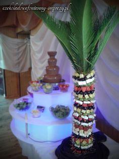 A tak wygląda nasza najmniejsza palma :) Jest palma, nie ma lipy! http://czekoladowefontanny-imprezy.pl/palmy-owocowe.html