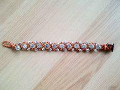 Rhinestone Wrap | 24 Super Easy DIY Bracelets