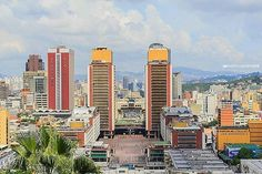 Caracas.  Fotografía cortesía de  @caracas.ve  #LaCuadraU #GaleriaLCU #Caracas #CaracasHermosa