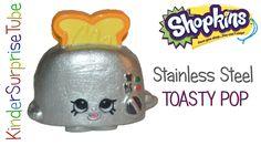 SHOPKINS Season 2 TOASTY POP Stainless Steel Custom Painted Shopkins #SHOPKINS #Season2 TOASTY POP Stainless Steel #CustomPaintedShopkins #CustomShopkins #ShopkinsSeason2 #ShopkinsSeasonTwo #ShopkinsWorld