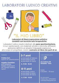 FreeStyle's Blog: IL MIO LIBRO ORA E' UN LABORATORIO