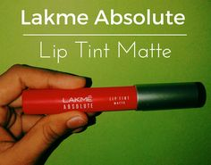 Lakme Absolute Lip Tint Matte - Reviewhttp://blogshesays.blogspot.com/2017/06/lakme-absolute-lip-tint-matte-review.html  I have been thinking about reviewing my favorite lipstick from Lakme but I was quite busy and the review was delaying. Finally I got to write the review. I have been using lipstick on a daily basis and have never been so obsessed by it. Until I met with this cool Lakme Absolute Lip Tint Matte. I got this lipstick from blush a few months back. Since then I am using this…