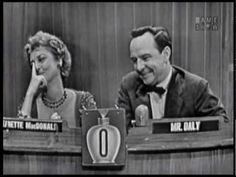What's My Line? What's My Line, Jeanette Macdonald, Celebrities, Music, Funny, Youtube, Musica, Celebs, Musik