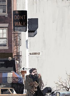 """Anthony Lane on the new Coen brothers film, """"Inside Llewyn Davis"""": """"Here's the thing, the masterstroke of the movie: Llewyn is very good, but he's not great."""""""