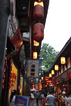 Chengdu, China.. Lovely as always..