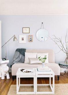 Decoración salones pequeños: Consejos y estilos | Decoración