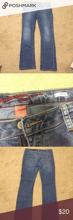 Arizona Blue Jeans! Barely worn! Arizona Jean Company Jeans Boot Cut