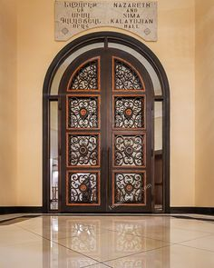 🔨🔨🔨 Our experts have the knowledge and experience to design and manufacture the most complex entry and security doors, which will meet your exacting requirements. Our secret is in the craftsmanship that goes into every project—a quality that shines through in every detail. -- ☎️☎️☎️ Call 877-205-9418 for Orders and Inquiries ⚠️⚠️⚠️ About this Beautiful IRON DOOR: *Madrid* Custom Iron Door -- #irondoor #iwantthatdoor #wroughtirondoor #universalirondoors #ironfrontdoor #irondoorsnearme Iron Front Door, Security Doors, Wrought Iron Doors, Madrid, Knowledge, Meet, Detail, Beautiful, Design