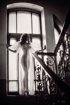 Sheer Peignoir | Stunning picture