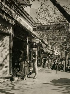 photos by Harold Cazneaux: everyday_i_show — LiveJournal Essence Of Australia, Sydney Australia, Australia Travel, Terra Australis, Australian Photography, Sydney City, Largest Countries, Photographic Studio, Historical Pictures