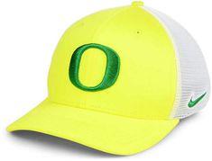 huge discount 06a0f c591d Nike Oregon Ducks Aero Bill Mesh Swooshflex Cap Men - Sports Fan Shop By  Lids - Macy s
