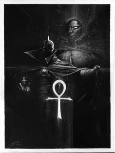 DR. FATE AND THE SPECTRE by Eddy Newell