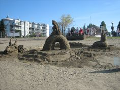 Sand Sculpture - Hot Springs_3
