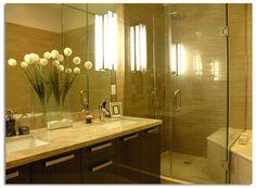 bathroom countertops | Marble-Bathroom-Counter