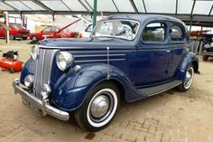 1951 Ford V8 Pilot