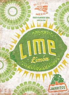 Limon by Official Jarritos, via Flickr
