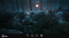 Photogrammetry is the process of using multiple photos of the real-world objects to author game-ready assets. It's best suited to objects that are time-con. Night Forest, The Real World, Unity, Objects, Digital, Blog