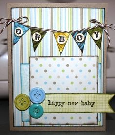 Oh Boy by Crafty Amber - Cards and Paper Crafts at Splitcoaststampers