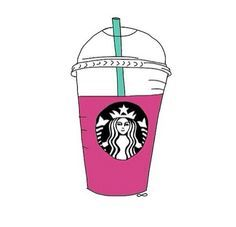 Starbucks Pink * *
