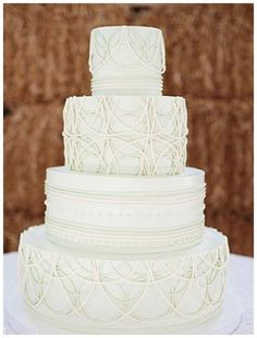 8 Cakes That Are Too Pretty To Eat – Blissfully Wed