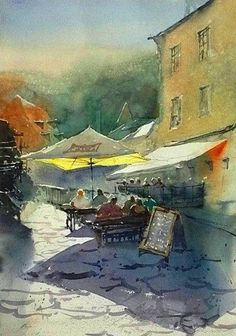Image result for kazuo kasai watercolor