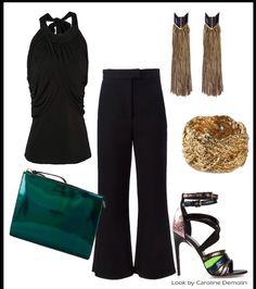 Cropped flare! Vc já aderiu? Veja post completo em www.carolinedemolin.com.br. #moda #fashion #tendencias #trend #personalstylist #personalstylistbh #consultoriademoda #consultoriadeimagem #imagem #identidade #fashionblogger #looks #lookdodia #lookoftheday #estilo #style #loveshoes #bynv #msgm #marni #aureliebidermann #lool.  www.carolinedemolin.com.br