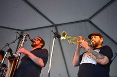 Euforquestra performs at Boulder\'s Bands on the Bricks at Pearl Street Mall on Wednesday.