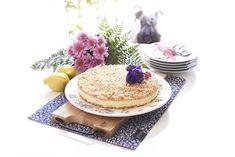 Receta de Tarta de limón sin horno, facilísima y con un resultado que sorprende. Hazla a mano o con tu Thermomix.