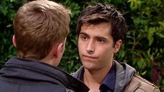 Will gets Sonny to admit Nick called him a faggot. He struggles with the harsh reality that his daughter is going to be raised by a homophobic bigot - and there is seemingly nothing he can do about it. He later has a fantasy of Nick stealing his little girl, prompting Will to finally agree with Sami that they should ask Stefano to get rid of Nick. #DAYS