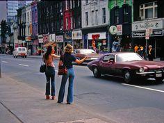 Hitchhiking on Yonge Street in Toronto, Barbados, Jamaica, Backpacking Canada, Canada Travel, Honduras, Bolivia, Puerto Rico, Cuba, Venezuela