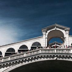 Venice, bridges 💭
