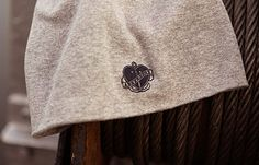 Mütze Ankerherz Logo